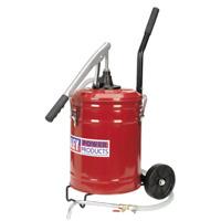 TP17 Sealey Gear Oil Dispensing Unit 20ltr Mobile [Fluid Transfer]
