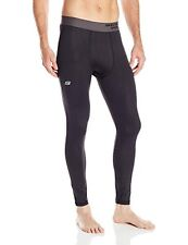 Nwt Men's Skechers Sports Crossfit Yoga Running Active Leggings Black Xl Dri Fit