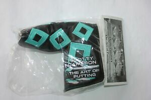 NEW SCOTTY CAMERON 2010 TCC THE CAMERON COLLECTOR PUTTER HEADCOVER