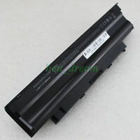 7800mAh Battery For DELL Vostro 1450 3550 3750 3450 13R 14R 15R 17R UM8 Notebook