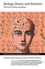 Biology, Brains and Behavior : The Evolution of Human Development-ExLibrary