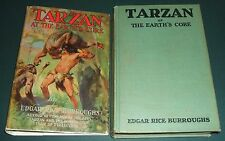 Tarzan at the Earth's Core by Edgar Rice Burroughs 1st in G&D Dust Jacket