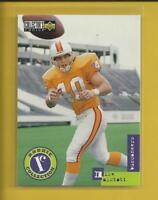 Mike Alstott RC 1996 Collector's Choice Update Rookie Card # U44 Buccaneers NFL