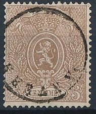 [59791] Belgium 1867 good Used F/VF stamp $120
