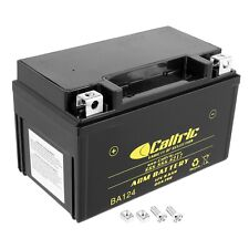 AGM Battery for Yamaha Raptor 350 YFM350R Se 2004-2013