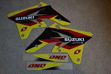 ONE INDUSTRIES DELTA  GRAPHICS SUZUKI  RMZ250  2007 2008 2009  RMZ