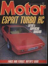 MOTOR MAGAZINE - February 21 1987