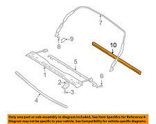Chevrolet GM OEM 99-03 Tracker Convertible/soft Top-Reinforcement 30022346