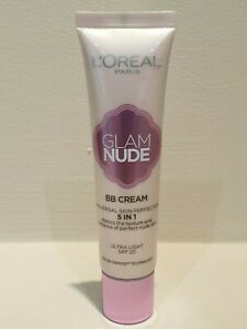 Loreal Glam Nude Magique 5 in 1 BB Cream Face Makeup - VARIOUS SHADES
