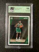 Jaylen Brown 2016 NBA Hoops #263 Rookie Card PGI 10 Boston Celtics Panini