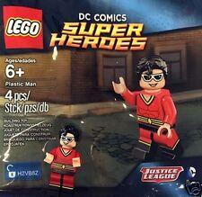LEGO SUPER HEROES Plastic Man 5004081 Justice League in esclusiva Set DC Comics