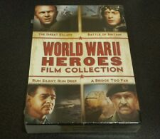 World War II Heroes Film Collection (DVD) Great Escape, Battle of Britain NEW