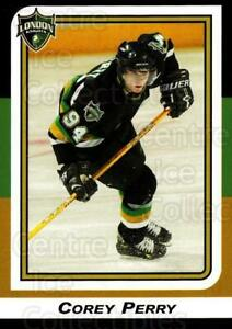 2002-03 London Knights #4 Corey Perry