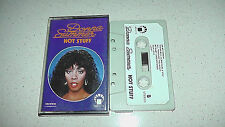 donna summer hot stuff music cassette    FAST DISPATCH