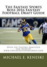 The Fantasy Sports Boss 2016 Fantasy Football Draft Guide : Www....