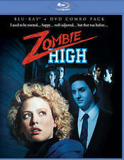 Zombie High (Blu-ray Disc, 2015, 2-Disc Set) Scream Factory