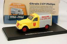 Eligor Presse 1/43 - Citroen 2CV Kleintransporter Philips