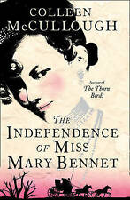 The Independence of Miss Mary Bennet by Colleen McCullough (Paperback) New Book