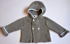Edle Original Baby Strick Jacke von Jacadi Größe 6M 62 68 Cashmere Anteil