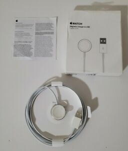 Apple Watch Magnetic Charging USB Cable - 2 Metre - Genuine Apple Stock [VATINC]