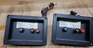 ADVENT Heritage Crossover networks. Pair. Tested and working.