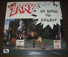 BOB ZANY - HI HOME I'M HONEY - LP - NEW - SEALED