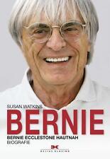 Bernie Ecclestone hautnah Biografie Ikone Formel 1 Rennfahrer Buch Watkins F1