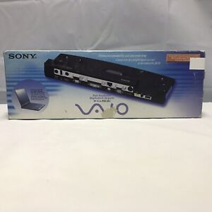 Sony Vaio PCGA-PRGR2 Laptop Docking Station Port Replicator