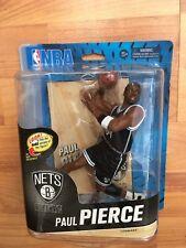 BNIB MCFARLANE BASKETBALL NBA SERIES 24 FIGURE PAUL PIERCE BRROKLYN NETS