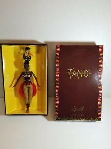 2005 Mattel Barbie Gold Label Tano AA Brand New NIP