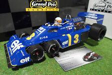 F1 TYRRELL FORD P34 #3 SCHECKTER GP JAPÓN 1976 1/18 EXOTO 97044 fórmula 1 vehicl