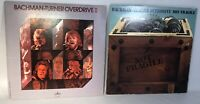 Bachman-Turner Overdrive Not Fragile Original Vinyl LP 2 Record Lot EUC Nice!