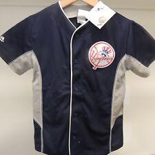 MLB New York Yankees Baseball Jersey New Youth SMALL