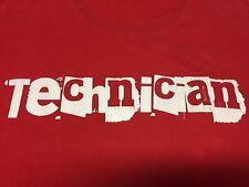 Tech9 Tec  Rap Insane Clown Posse Wraith 2-Sided T-Shirt Juggalo Hatchet Man ICP