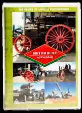 British Built Downunder - Australian Heritage Engineering & Machinery DVD. NEW