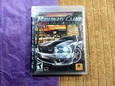 Midnight Club: Los Angeles - South Central (Sony PlayStation 3, 2009)