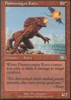 4 Flametongue Kavu - LP - Planeshift - mtg - 4x x4