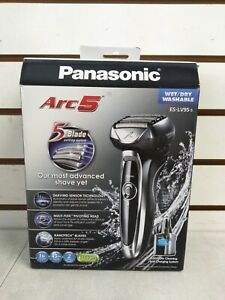 Panasonic ES-LV95-S Arc5 Men's 5-Blade Cordless Electric Razor (Shelf 84)(J)