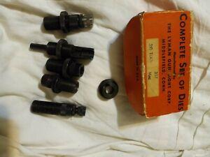 Lyman 310 Tool 357 Mag  Complete Set Of Dies
