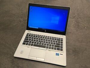 HP Elitebook 9470m Core i5 3337U 4GB RAM 500GB HDD Webcam Windows 10