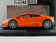 WhiteBox WB520 Lamborghini Huracán LP 610-4 (2014) in orangemet. 1:43 NEU/OVP