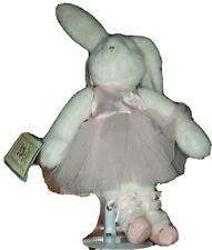 Bunnies By The Bay Teena Ballerina With Stand & Tag Plush