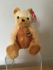 TY CORNBREAD CRACKER BARREL BEANIE BABIE WTag in Display Box DOB July 3 2003