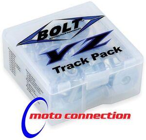 BOLT YZ Track Pack OEM type bolts & fasteners kit YAMAHA  YZF250 1999 - 2020