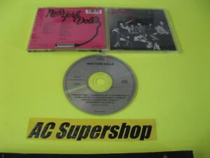 New York Dolls self titled - CD Compact Disc