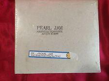 Pearl Jam 2000 Official Live Bootleg #35 Nashville TN 08/17/00 2 CD New Sealed