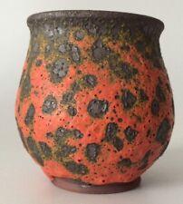 20er Jahre Schleiss Keramik Gmunden Vase signiert