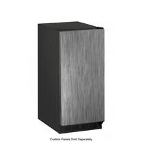"U-Line U1215Rint 15"" Custom Panel Built-In Compact Refrigerator Nob #27734 Hl"