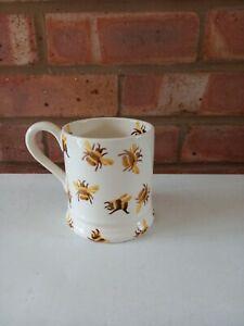 Emma Bridgewater Insects Bumblebee - 1/2 Pint Mug - New