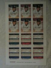 Fleer Skybox Autographics MLB 2005 Baseball Card Proof Front Back Ichiro Suzuki